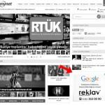 Google Adwords Görüntülü Reklam Boyutları