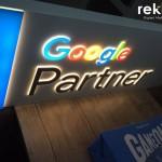 Google Partnerlere Özel Tabelamız Geldi!